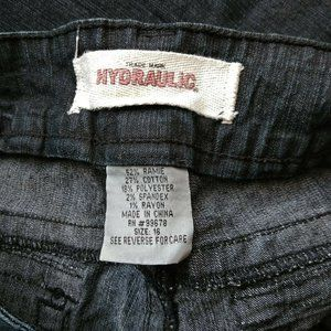 Hydraulic Jeans - Hydraulic Relaxed BootCut Stretch Jeans